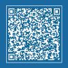 JELVES_QR_Code_white on blue